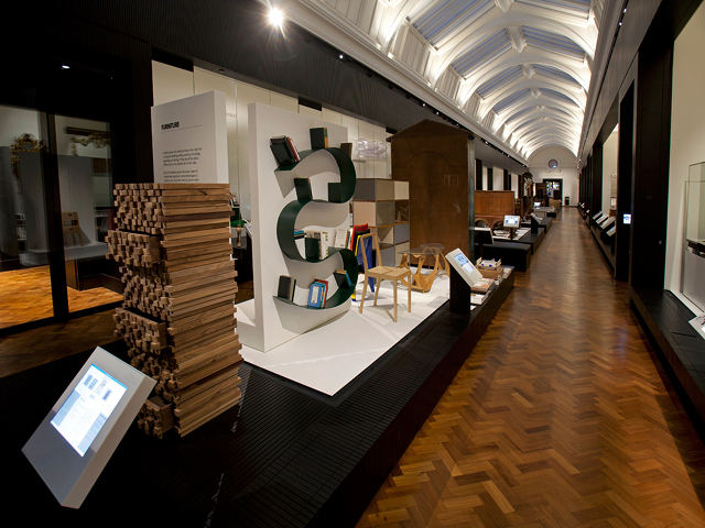 V&A Furniture Gallery